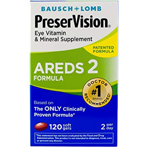 PRESERVISION AREDS 2 CAPS 120'S