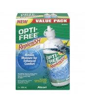 OPTI-FREE REPLENISH 2/300ML