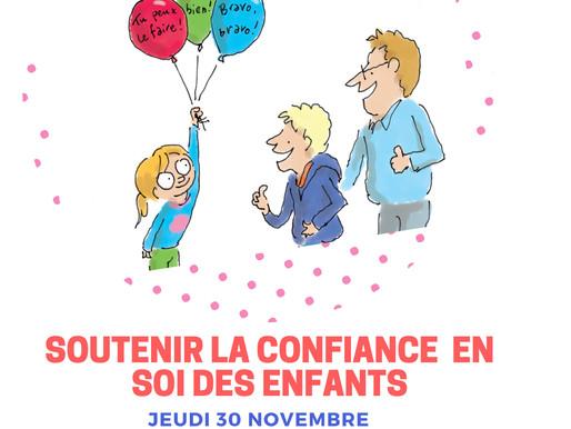Conférence APEL St Joseph Conflans