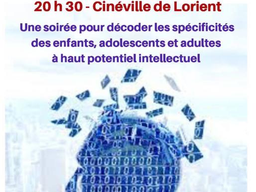 Conférence débat : Le haut potentiel intellectuel