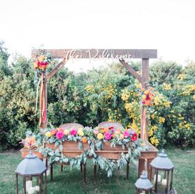 Collaboration with Flora Linda Design Photos: Maura Jane Photography Venue: Bheau View Ranch Katie+Bart Wedding