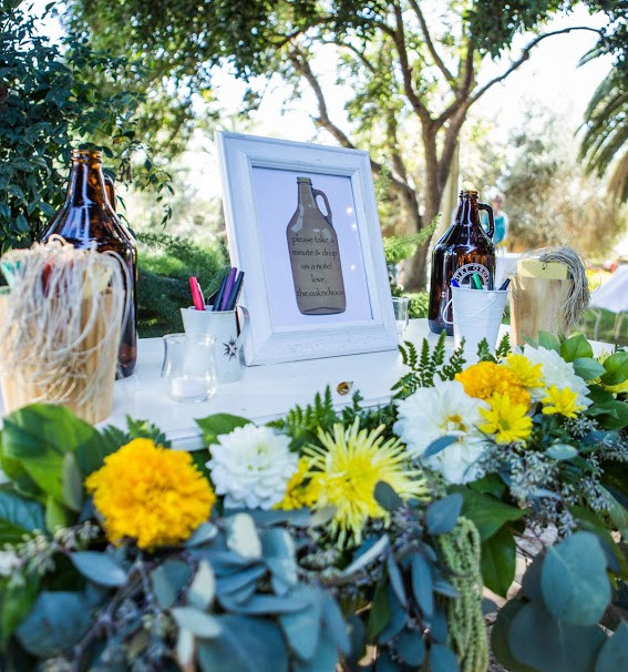 Collaboration with Flora Linda Design Photos: The Cali Life Photography Venue: Bheau View Ranch