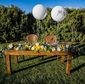 Collaboration with Flora Linda Design Photos: The Cali Life Photography Venue: Bheau View Ranch Tatiana+Kevin Wedding