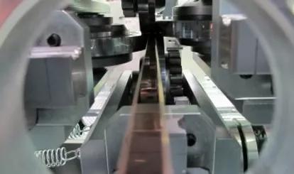 Tratamento de fitas de alumínio e de aço