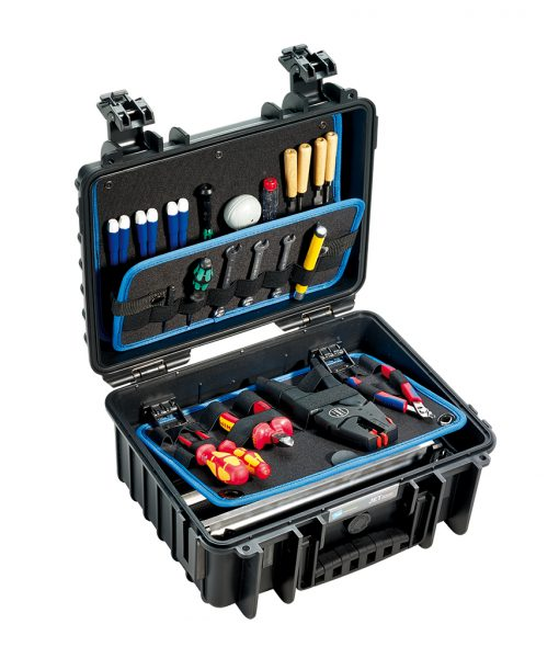 Case para ferramentas