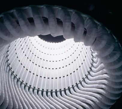 Maquina para formação de bobinas