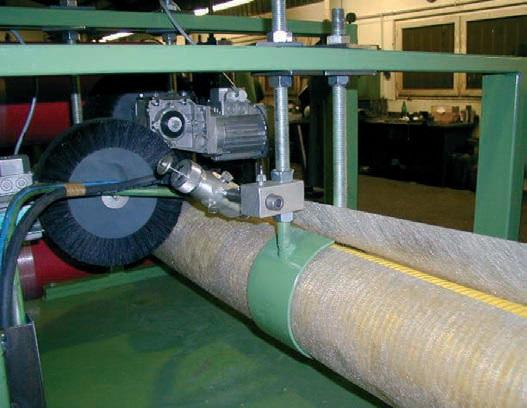 Biomantas para controle de erosão