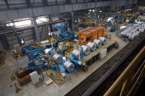 sistemas para transporte de bobinas