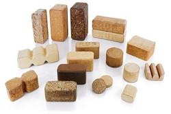 Briquetes de biomassa RUF