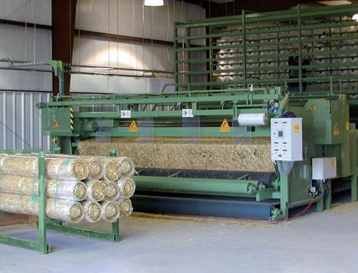 Máquinas para produção de biomantas
