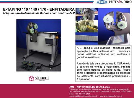 E-Taping 110/140/170 - Enfitadeira