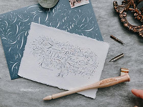 Come Away with Calligraphy