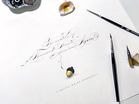 Dance with Spencerian