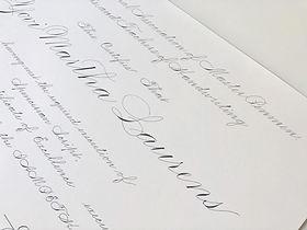 Spencerian Script Intensive Class