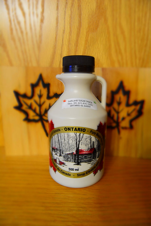 Maple Syrup - 500ml
