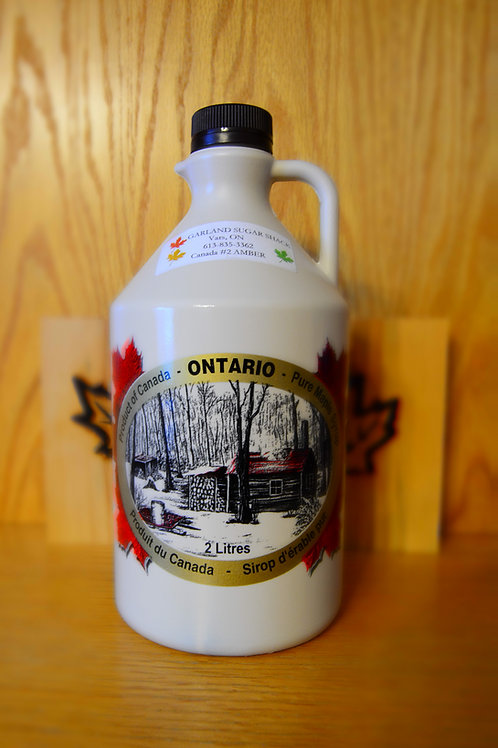 Maple Syrup - 2 litres