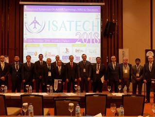 ArgosAI in ISATECH Conference as a keynote speaker