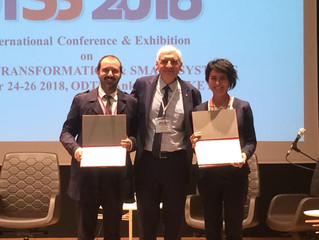 ArgosAI received award  in DTSS conference