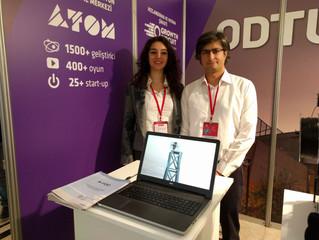 ArgosAI in Technology Development Zones Summit in Ankara / ArgosAI Teknoloji Geliştirme Bölgeleri Zi