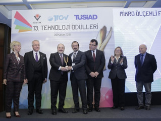 ARGOSAI IS THE WINNER OF TECHNOLOGY AWARDS