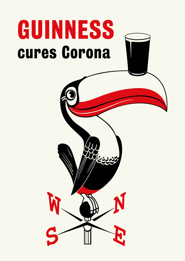 Guinness Cures Corona