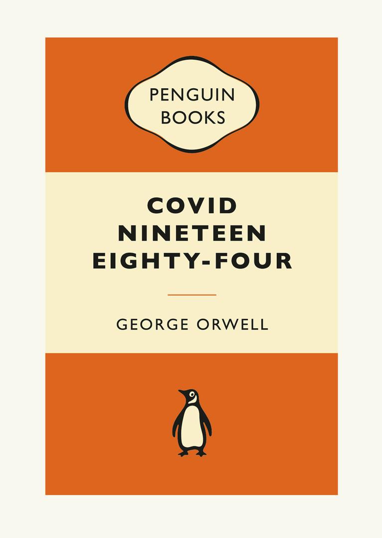 Covid Nineteen Eighty-Four