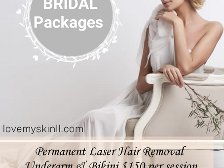 BRIDAL PACKAGE!! #noregrets