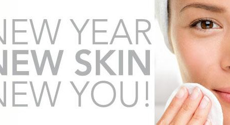 NEW YEAR! NEW SKIN! NEW YOU!