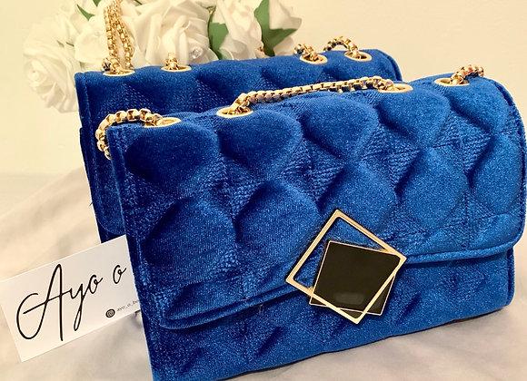 Velveteen Candy Bag