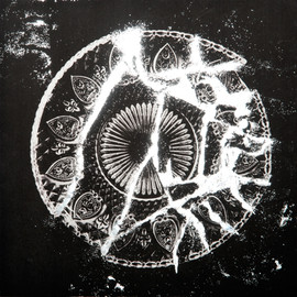 Crushed/Glass Dish#2
