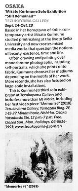栗棟美里個展「Still Remained」- The Japan Times.jpg