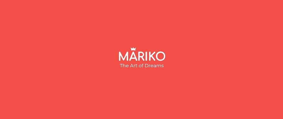 mariko logo banner cover image