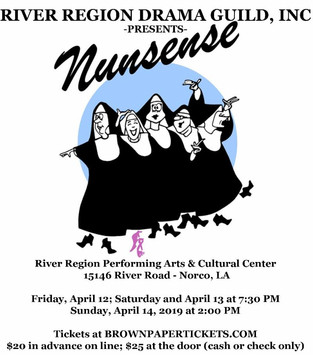 PAST EVENT: 'Nunsense' playing in Norco April 12-14