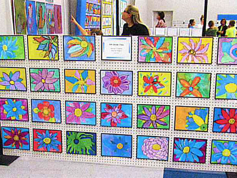 GRANTS IN ACTION: St. Peter Chanel's student art show