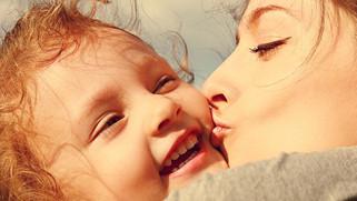 Beleza de mãe é eterna.