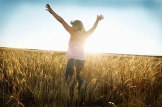 Aguardar, desfrutar, viver, decidir, o reino é nosso, use com sabedoria.