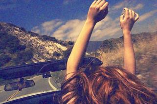 A vida é incrível, com o tempo as coisas vão se ajeitando.