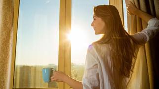 Modificar, acordar, escolher, desfrutar de uma nova vida.