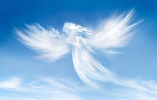 Um anjo me acompanha.
