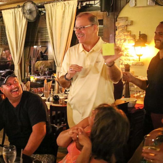 Corporate Dinner_Grand Cayman