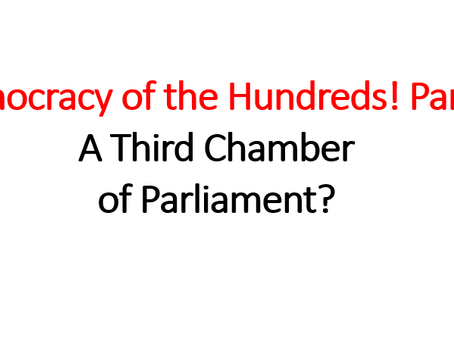Democracy of the Hundreds Part 2