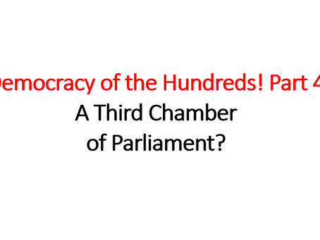 Democracy of the Hundreds: Part 4