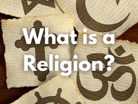 What is a Religion?
