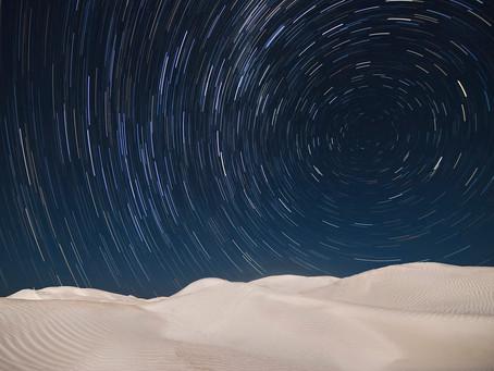 Sand Wind and Stars