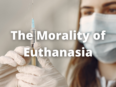 When Is Euthanasia Morally Right?