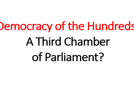 Democracy of the Hundreds - Part 1