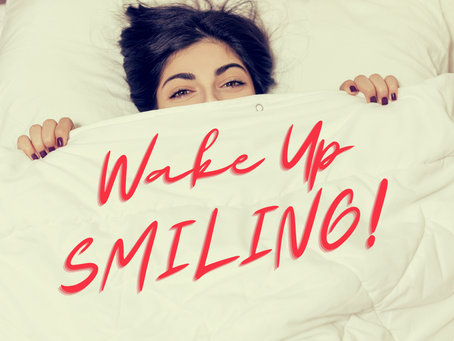 How to Wake Up Happy!
