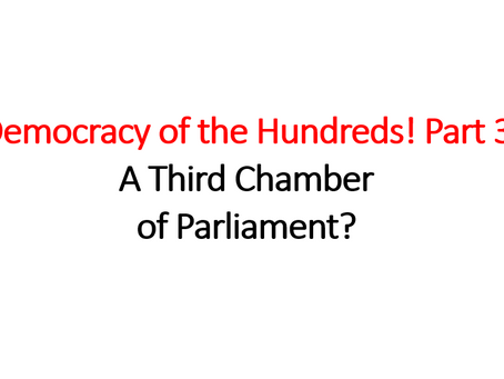 Democracy of the Hundreds Part 3