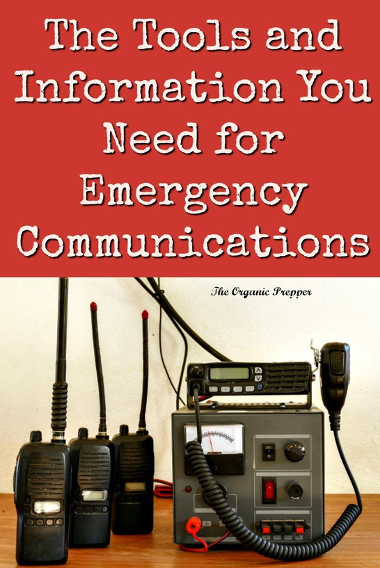 The Tools and Information Preppers Need for Emergency