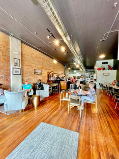 Learn a little about Yankton's history when you visit the coffee house.